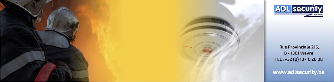Detection incendie detecteur de fumee BOSEC Incourt Grez-Doiceau