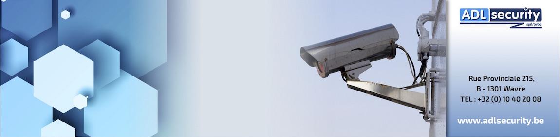 alarmes videoserveillance camera HD HDCVI analogique Wavre Gembloux