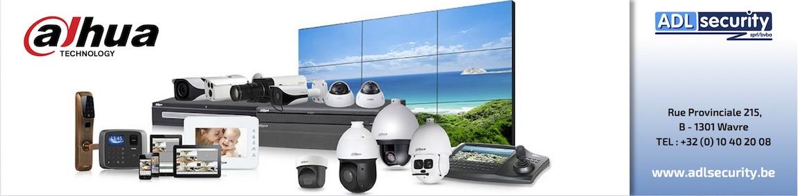 Votre partenaire rêvé pour la vidéo-surveillance !