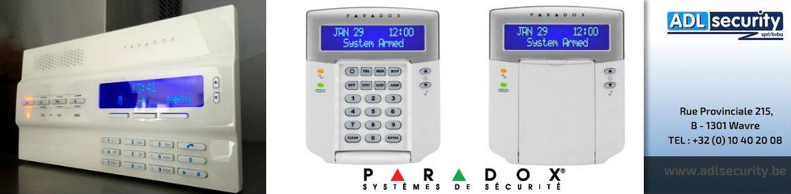 ADL Security est agréé comme installateur de systèmes de sécurité